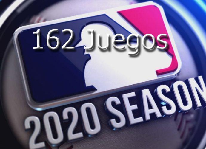 Temporada 2020 de 162 Juegos